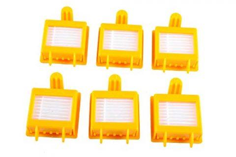 6 Hepa Replacement filter for iRobot Roomba 700 760 770 780 Vacuum cleaner