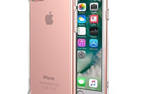 iPhone 6s Plus case, iPhone 6 Plus Case,Yoyamo Crystal Clear Case Cover Shock Absorption Case with Soft TPU Gel Bumper for iPhone 6s Plus case, iPhone 6 Plus Case