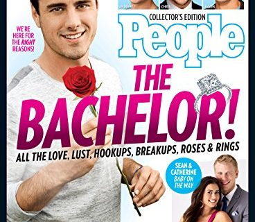 PEOPLE The Bachelor!: Celebrating 20 Seasons of Love, Lust, Hookups, Breakups, Roses & Rings