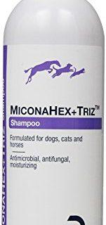 Dechra Miconahex + Triz Shampoo, 16-Ounce