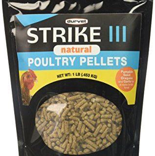 Durvet Strike III Poultry Natural Dewormer 1lb