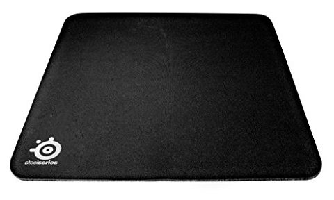 Oversized for Fast-Paced Gaming – Size L – SteelSeries QcK Heavy Cloth Gaming Mouse Pad – Extra Thick for Added Stability