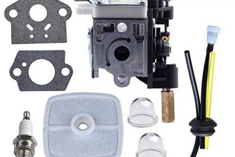 HIPA Carburetor with Fuel Maintenance Kit Spark Plug for ECHO GT200 GT201i HC150 HC151 PE200 PE201 PPF210 PPF211 SRM210 SRM211 Trimmer/Brushcutter