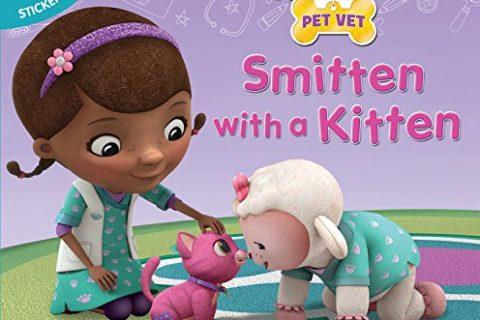 Doc McStuffins Smitten with a Kitten Doc Mcstuffins: Pet Vet