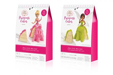 Real Cooking Princess Cakes Refill 2-Pack – Amazon Exclusive