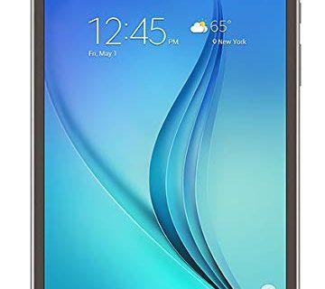 Samsung Galaxy Tab A 16GB 8-Inch Tablet – Smoky Titanium Certified Refurbished