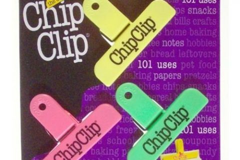 Chip Clip 97313 3″ Bright Chip Clip? 3 Count