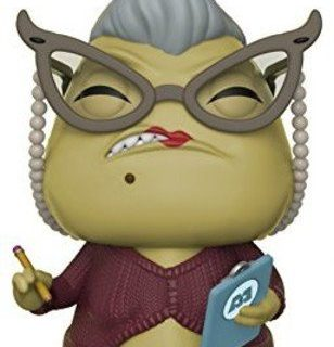 Funko Pop Disney: Monster's Roz Figura Coleccionable