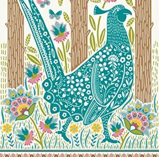 Ulster Weavers 29.1″x18.9″ Woodland Pheasant Cotton Tea Towel
