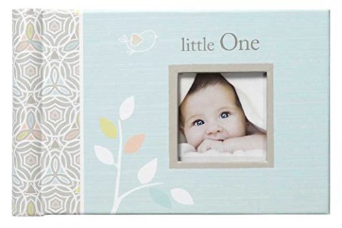 """C.R. Gibson Little One Grandma's Brag Book, Small Photo Album Baby Book, 20 Pages, 4.5"""" x 7.25"""""""