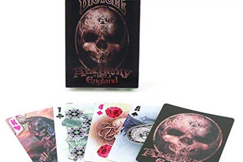 Bicycle Alchemy Poker Size Standard Index Playing Cards