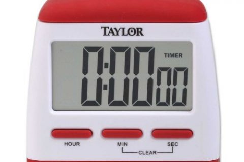 Taylor Precision Products Easy Digital Timer