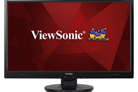 ViewSonic VA2246M-LED 22 Inch Full HD 1080p LED Monitor with DVI and VGA Inputs