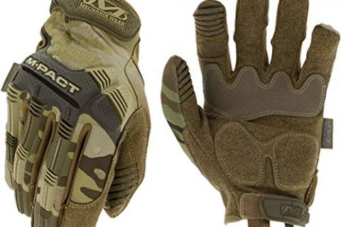 MultiCam M-Pact Tactical Gloves X-Large, Camouflage – Mechanix Wear MPT-78-011