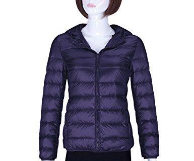 ADAMARIS Coats for Women Winter Sale Hooded Packable Ultra Light Weight Jackets Outwear