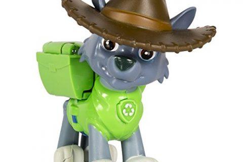Paw Patrol Hero Pup, Cowboy Rocky