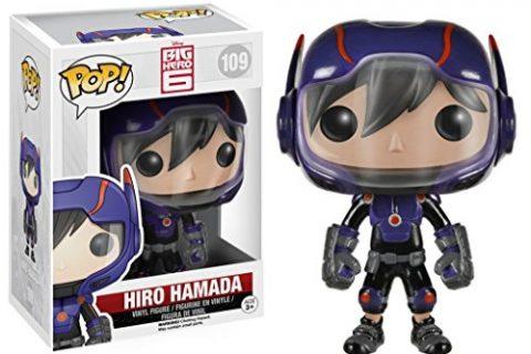 Funko POP! Disney: Big Hero 6-Hiro Hamada Action Figure