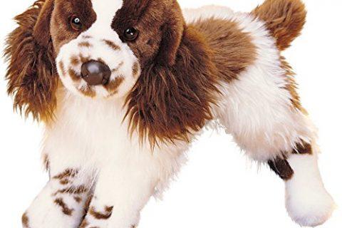 Douglas Cuddle Toys Plush Oglivy Springer Spaniel Stuffed Dog 16″