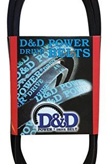 D&D PowerDrive 4L270 NAPA Automotive Replacement Belt, 1 Number of Band, Rubber