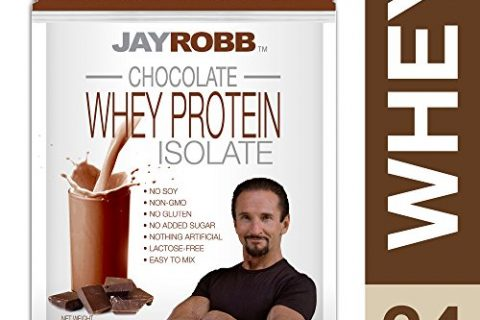 JAY ROBB PROTEIN WHEY CHOCOLATE, 24 OZ