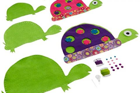American Girl Crafts Sew & Stuff Kit, Turtles
