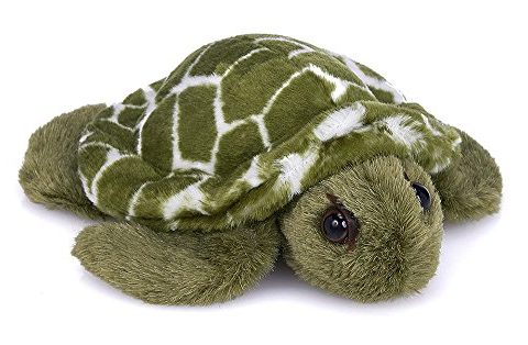 Bearington Shelldon Plush Stuffed Animal Sea Turtle 6.5″