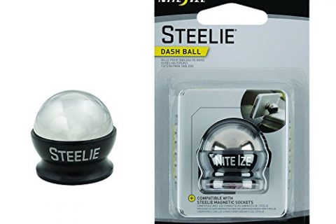 Nite Ize Original Steelie Dash Ball – Additional Dash Ball for Steelie Magnetic Phone Mounting System