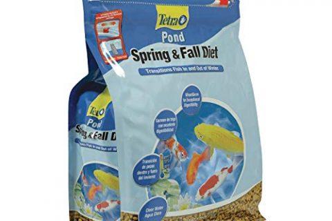 TetraPond Spring & Fall Diet Floating Pond Sticks, 1.72-Pound