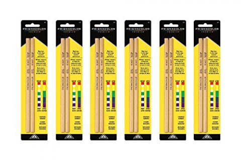 Prismacolor BLENDER PENCILS 6-Packs of 2 Pencils 12 Pencils Total