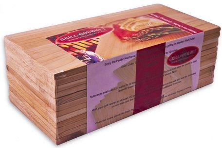 12 Pack – Cedar Grilling Planks