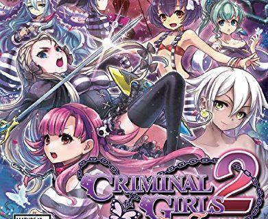 Criminal Girls 2: Party Favors – PlayStation Vita