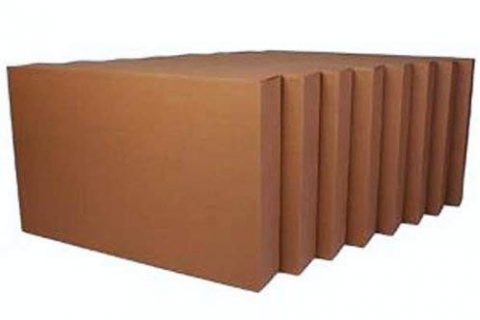 Frame Moving Boxes, 28x4x37, Pack of 8