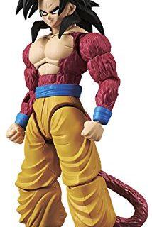 Bandai Hobby Standard Super Saiyan 4 Son Goku Dragon Ball GT Action Figure