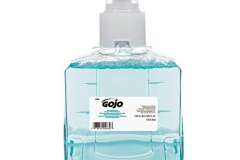 GOJO 191602CT Pomeberry Foam Handwash Refill, Pomegranate, 1200mL Refill Case of 2