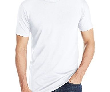 American Apparel Men's Fine Jersey Short-Sleeve Tall T-Shirt