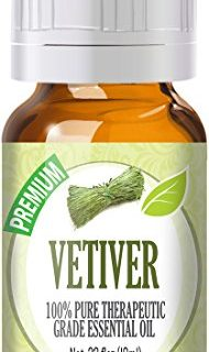 10ml – Vetiver – 100% Pure, Best Therapeutic Grade Essential Oil