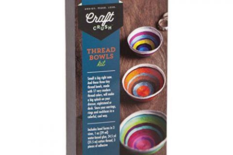 Craft Crush Thread Bowls Kit