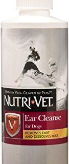 8 oz – Nutri-Vet Ear Cleansing