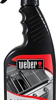 Professional Strength Degreaser – Non Toxic 16 oz Cleanser By Weber Cleaners – Grill Cleaner Spray