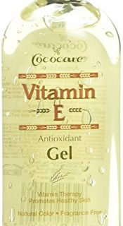 8.5 oz – Cococare Vitamin E Antioxidant Gel