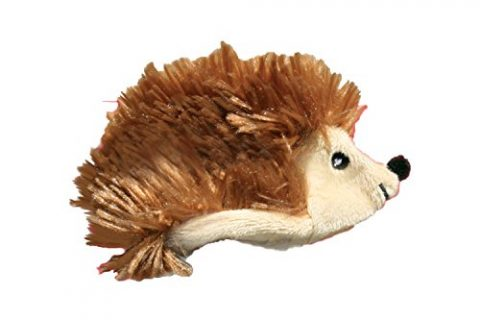 North American Premium Catnip – Refillables Hedgehog Cuddle Toy – KONG