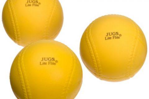Jugs Lite-Flite Baseballs – 1 Dozen