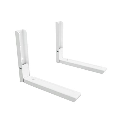 Top 8 Wood SHELF Bracket White – Microwave Oven Replacement Parts