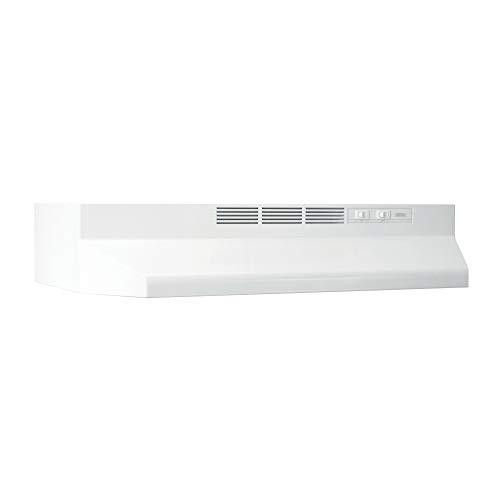 Top 10 Range Hood 30 Inch Ductless Under Cabinet White – Range Hoods