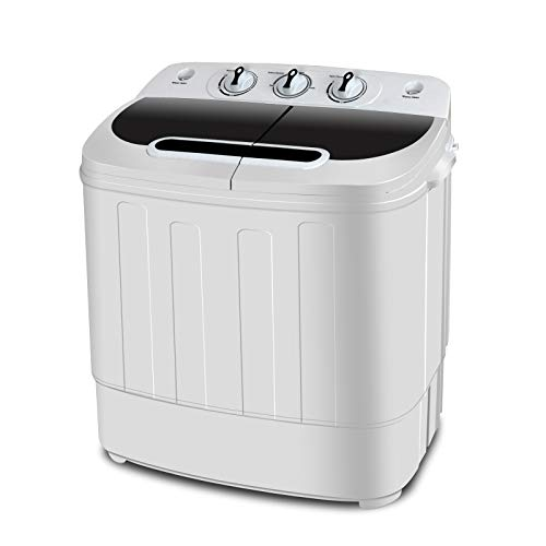 Top 10 Compact Twin Tub Washing Machine – Portable Clothes Washing Machines