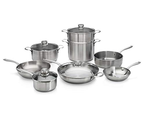 Top 10 Faberware Stainless Steel Cookware – Kitchen Cookware Sets