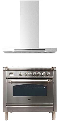 Top 10 Ilve Gas Range – Freestanding Ranges