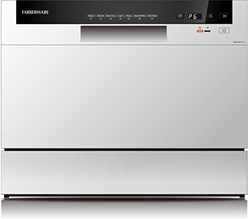 Top 9 Portable Dishwasher Countertop Faberware – Countertop Dishwashers