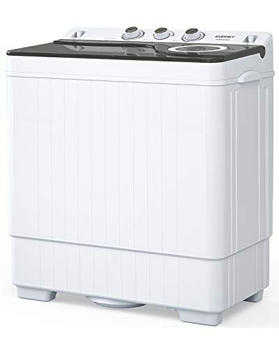 Top 10 Della Small Compact Portable Washing Machine with Spin Dryer – Portable Clothes Washing Machines