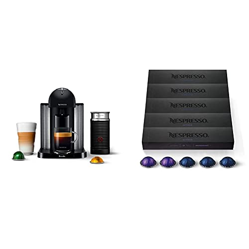 Top 10 Vertuoline Espresso Capsules Variety – Single-Serve Brewers